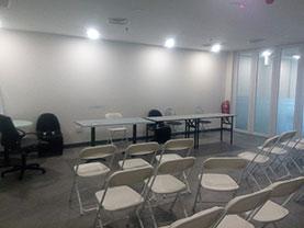 Function rooms: Baryon and Meson at Tech Dome Penang