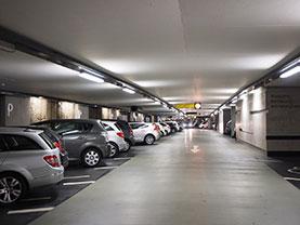 Visitors can park at KOMTAR, Prangin Mall or 1st Avenue's car park
